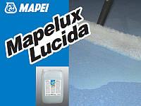 Высокопрочный воск с глянцевым эффектом и металлизированным заполнителем для  полов MAPELUX LUCIDA.10кг. Mapei