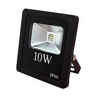 Светодиодный прожектор LED 10W 6500К Электрум Litejet-10 О