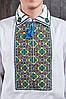 Чоловіча сорочка вишиванка на домотканому полотні., фото 3