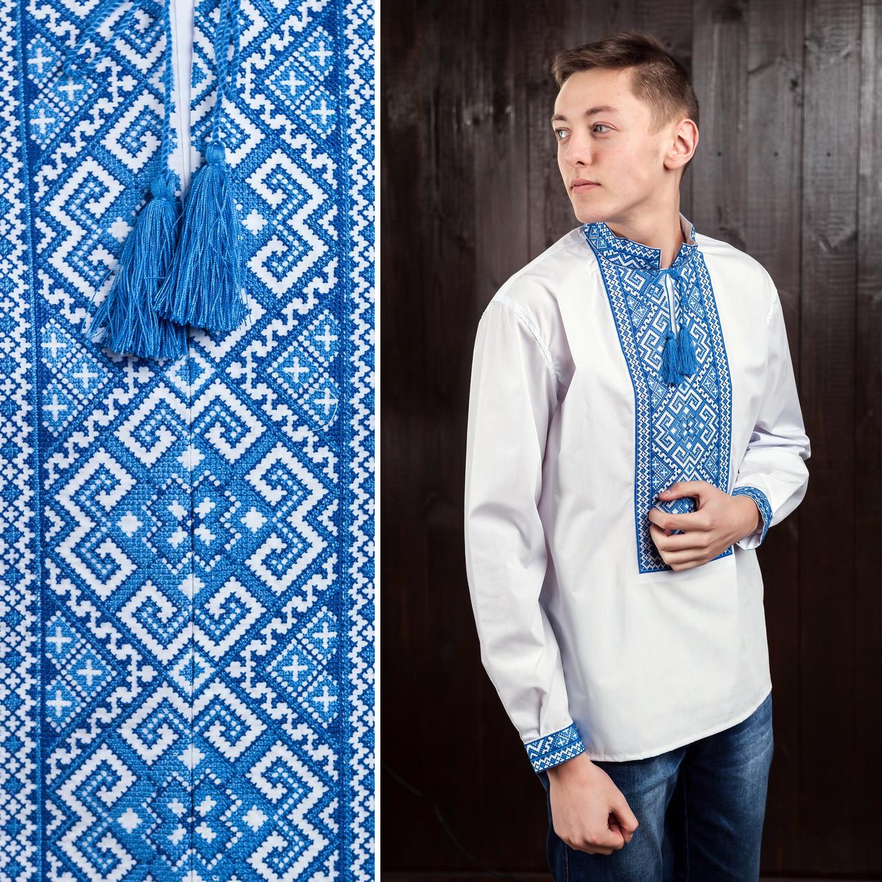 Сорочка вишиванка чоловіча