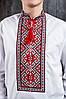 Червона чоловіча вишиванка, фото 5