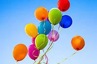 Гелиевые шарики для запуска в небо