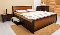 Кровать полуторная Сити с ящиками 140х190/200, фото 1