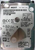 HDD 500GB 5400 SATA3 2.5 Hitachi HTS545050A7E680 5808LA2J, фото 1