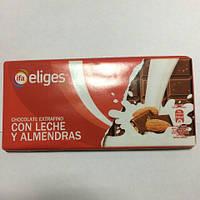 Шоколад Ifa Eliges с миндалем 150г