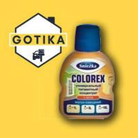 Краситель COLOREX Sniezka пигментный концентрат колорант 100мл