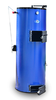 Твердотопливный котел длительного горения 35 кВт