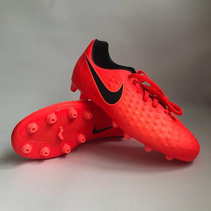Детские Бутсы Nike Magista Opus II AG-PRO Junior 844414-808 (Оригинал), фото 2