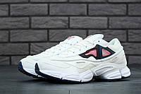 Женские кроссовки Adidas Raf Simons Osweggo White