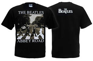 Футболка The BEATLES - Abbey Road