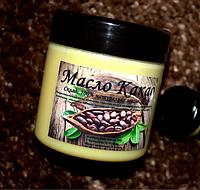 Какао Масло, нерафіноване,150 мл.