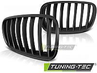 Решетка радиатора черная BMW X5 E70/ X6 E71