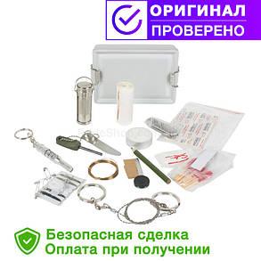 Набор для выживания Mil Tec SURVIVAL KIT ALU BOX (16027100), фото 2