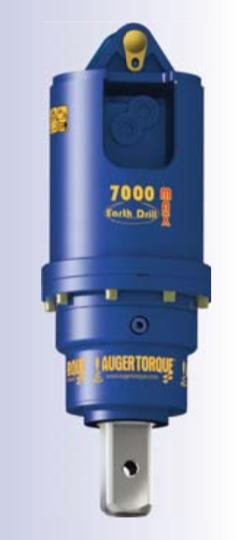 Гидробур AugerTorque 7000 MAX