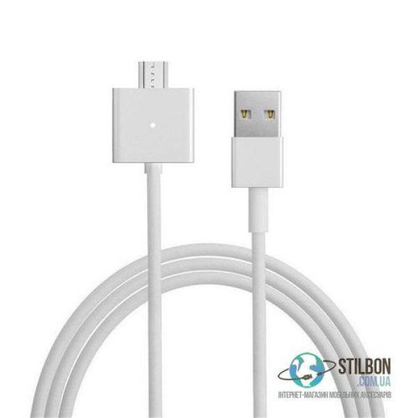 Кабель Micro USB - Магнітний конектор для телефонів та планшетів 1м wide-01