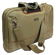 """Деловая сумка для ноутбука, до 15,6"""" Professional S930.15 бежевый"""