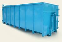Контейнер для крупногабаритного мусора, универсальный (multilift) 16-40 м.куб.