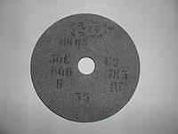 Круг абразивный из карбида кремния черного 54С ПП 200х8х32 40 С2