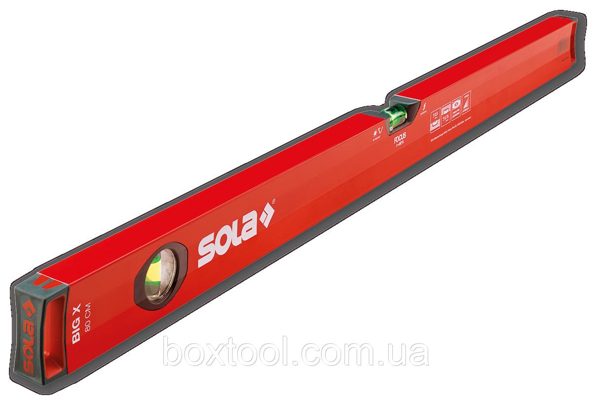 Уровень строительный 600 мм Sola BigX60