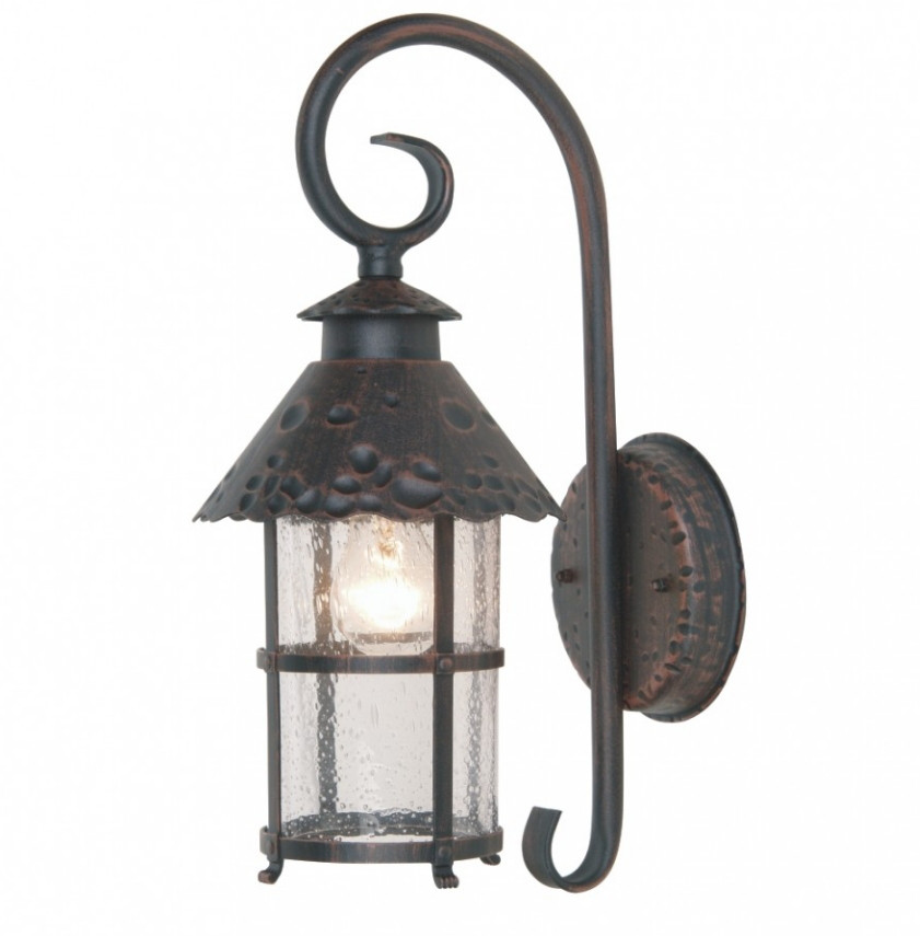 Настенный уличный светильник Ultralight QMT 1682 Caior I