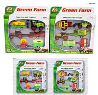 Машинки в наборе сельхозтехника