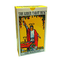 Таро Райдера (The Rider Tarot Deck), фото 1