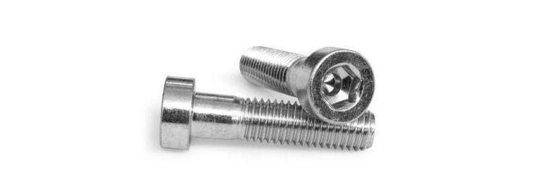 Винт DIN 6912 М4 с цилиндрической головкой уменьшенной высоты и внутренним шестигранником | 8.8