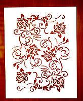 Изготовление трафаретов для декора и росписи, фото 1