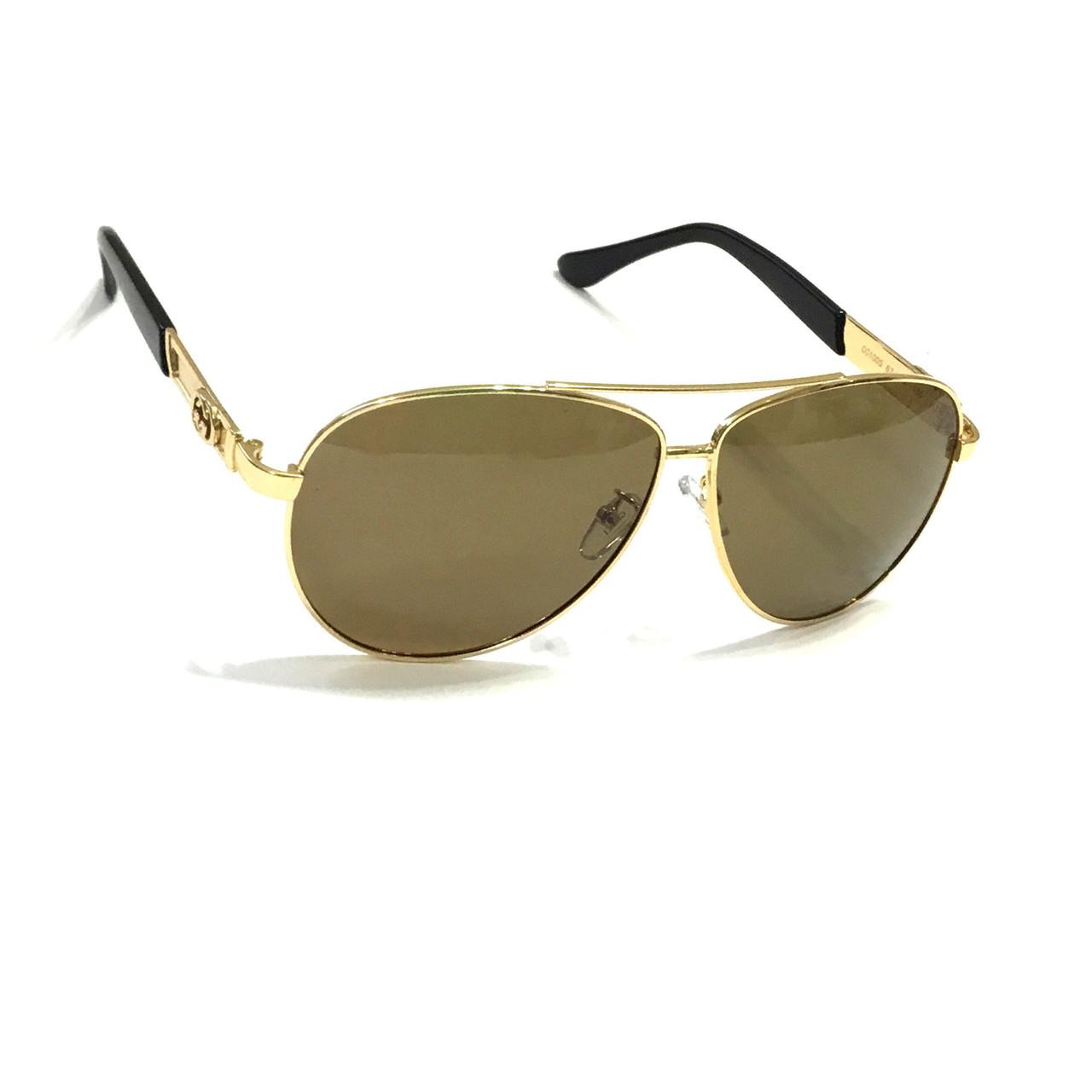 Чоловічі сонцезахисні окуляри з лінзою полароїдної