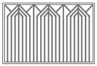 Забор современный из металла для дома | Заборы у дома металлические купить | Цена от производителя