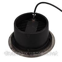Світильник грунтовий QК-12 LED 12W 6000K 230V IP65 розмір 160мм * 90мм, фото 4