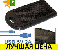 Solar Power Bank 30000+LED Солнечный Повербанк Зарядка Аккумулятор