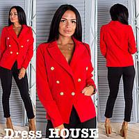 Модный женский пиджак в стиле