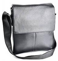 Мужская кожаная сумка 8870 Black.Купить сумки оптом и в розницу дёшево в  Украине 8965ccfd497
