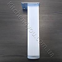 Ножка мебельная квадратная 200 мм. 45х45 алюминий, фото 1