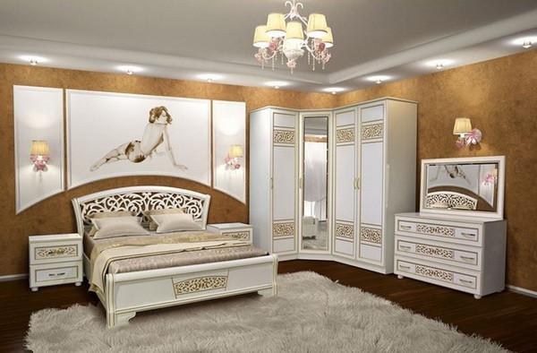 спальня Поліна