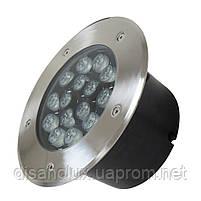 Светильник грунтовый GR-01 LED 15W  230V   размер  200мм*90мм  IP67   3000K, фото 3