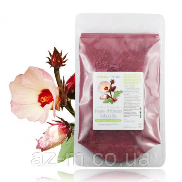 Аюрведический порошок Гибискуса (Hibiscus sabdariffa)
