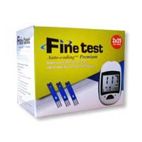 Тест полоски Finetest Premium - 50 шт
