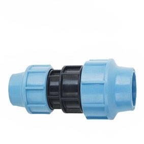 Муфта Ø50*40 переходная зажимная для пластиковых труб STP, фото 2