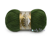 Alize Angora Gold, Зеленая Трава №118