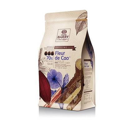 Origine Cacao Barry FLEUR DE CAO 70% Шоколад, фото 2