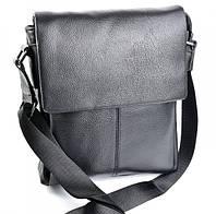 Мужская кожаная сумка 8871 Black.Купить сумки оптом и в розницу дёшево в  Украине 71edb0ac14a