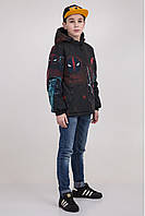 Подростковая куртка с рисунком DEADPOOL