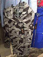 Пальто женское с капюшоном весеннее