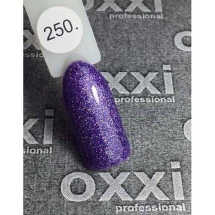 Гель-лак OXXI Professional №250 10 мл, фото 2