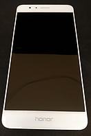 Оригинальный дисплей (модуль) + тачскрин (сенсор) для Huawei Honor 8   FRD-L09   FRD-L19 (белый цвет), фото 1