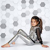 Модные  лосины для девочек 110-164р