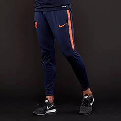 Штаны Nike FC Barcelona Dry Squad AA3518-451 (Оригинал)