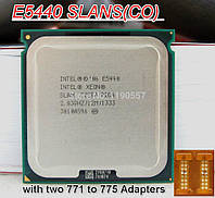 Процессор Intel® Xeon® E5440 (12M Cache, 2.83 GHz, 1333 MHz FSB)